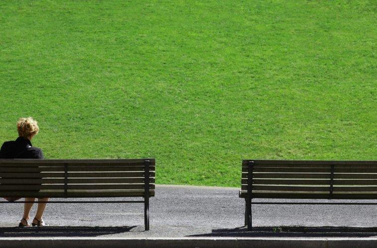 loneliness, divorce, alone