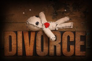 Divorce with Voodoo Doll