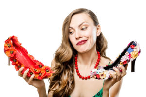womanshoeshopping
