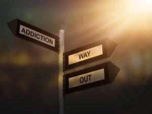 heroin addict