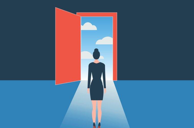 leaving corporate job