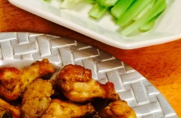 healthier buffalo wings