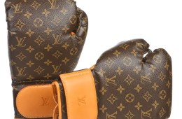 boxing gloves louis vuitton