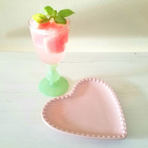Valentine's Cocktails – Watermelon Rose