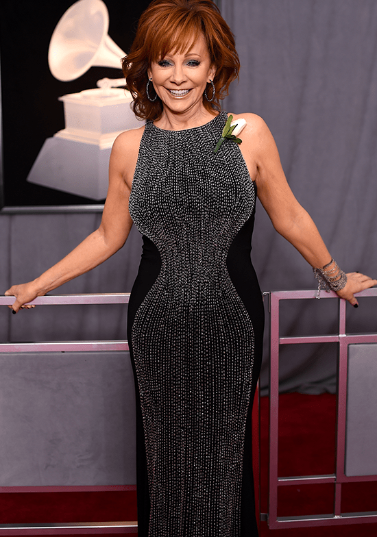 Fashion Over 50 At The Grammys