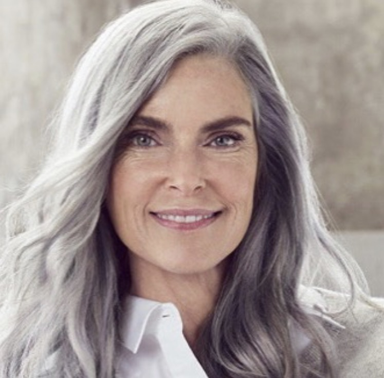 Meet The Most Gorgeous Gray-Haired Women We Know