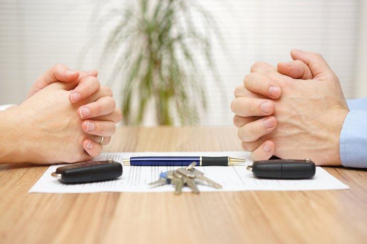 divorce agreement your power during divorce