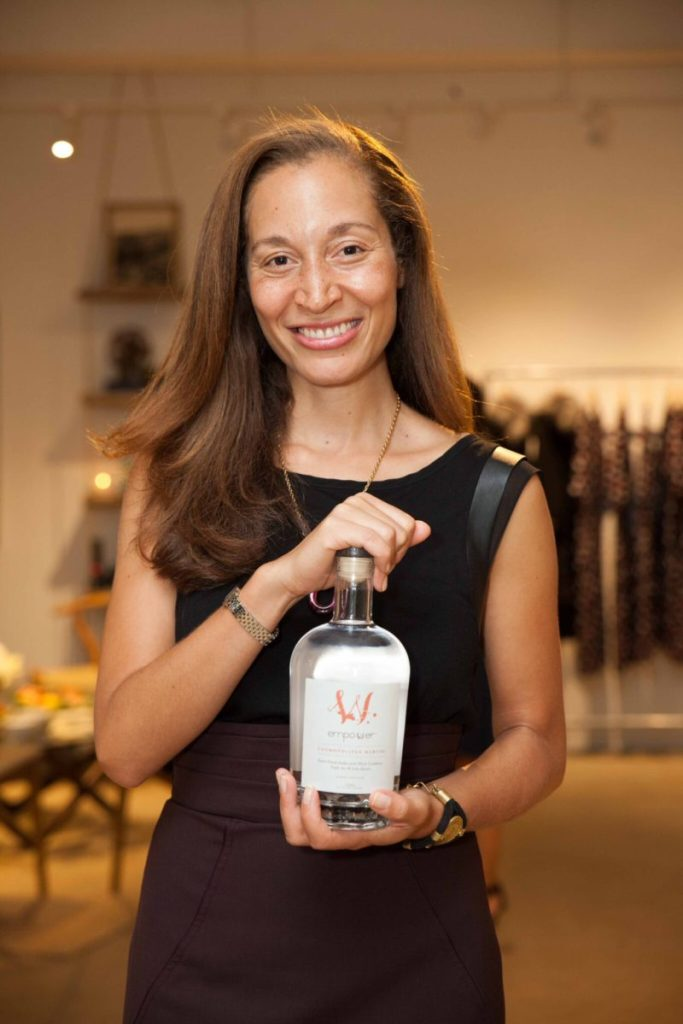 Tiffany Hall, Founder of The Empower Cocktail Company