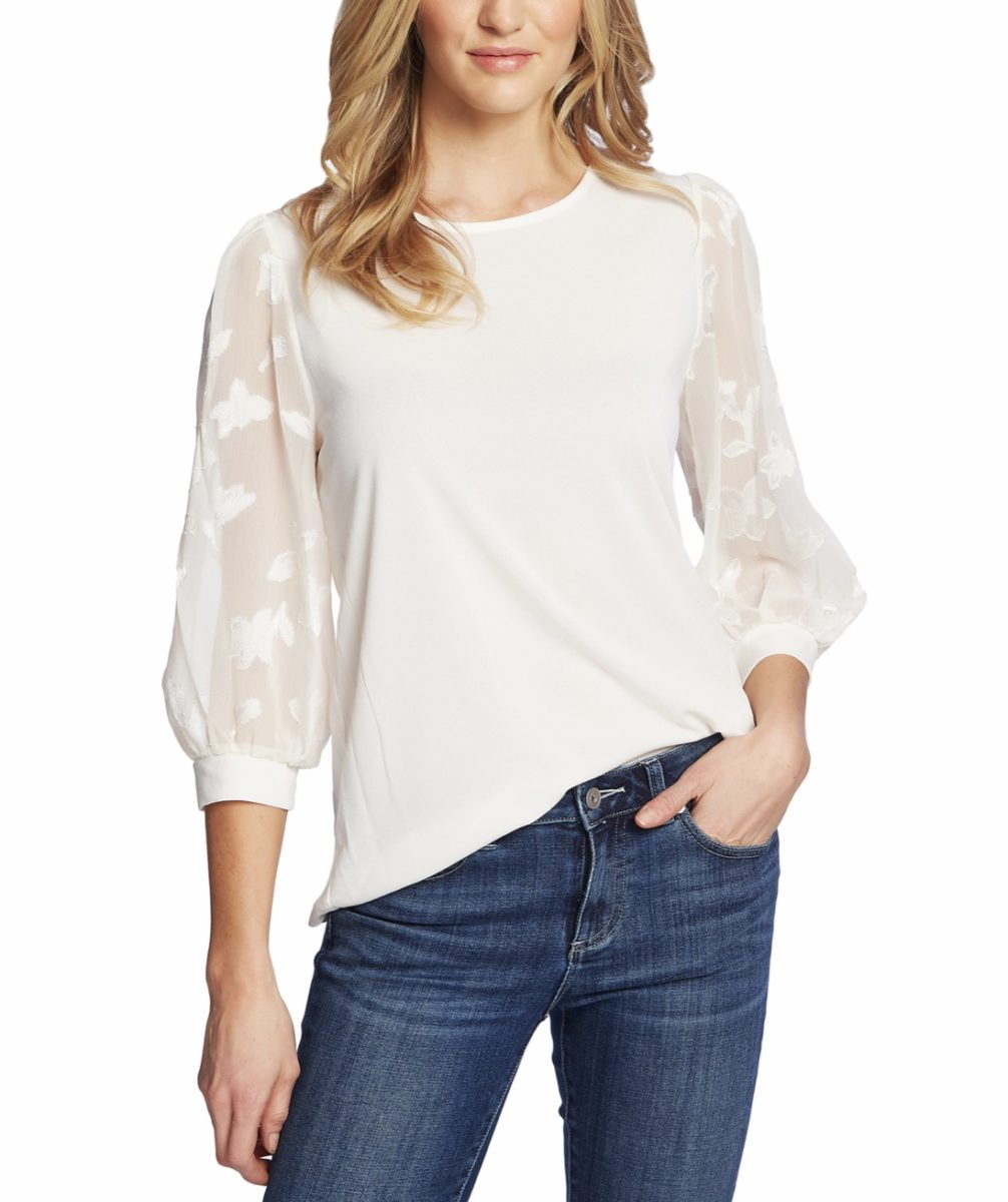 Sexy, Flowing Blouses For Spring!