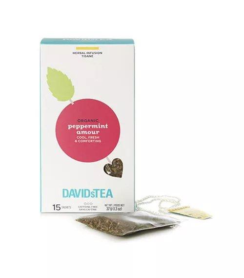 Drink Peppermint Tea