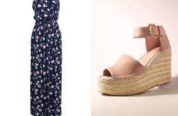 Dress and Shoe Pairing