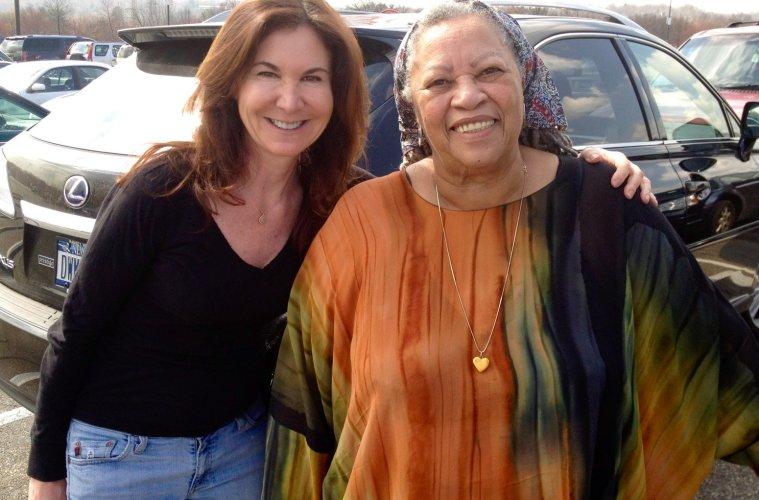 Karen and Toni