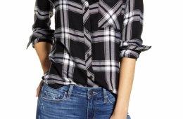 Rails Hunter Plaid Shirt $94.80