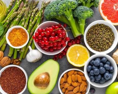 Healthy foods good for arthritis