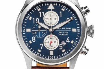 Jack Mason Aviation Watch $165.00