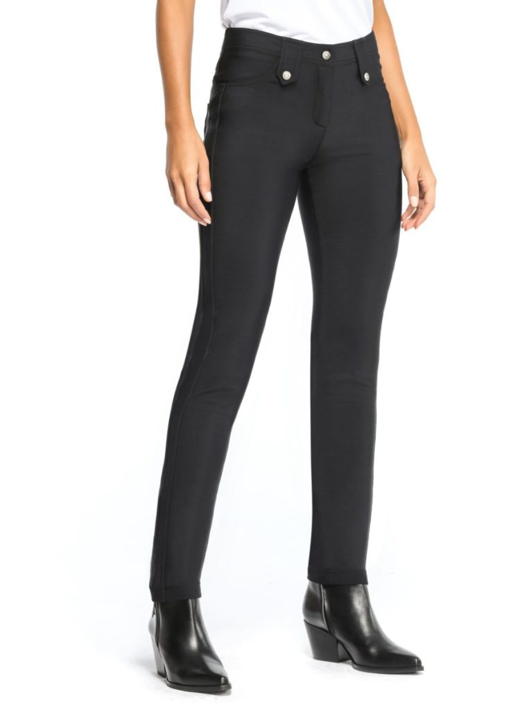 Skyler Cozy Fleece-Lined Pant