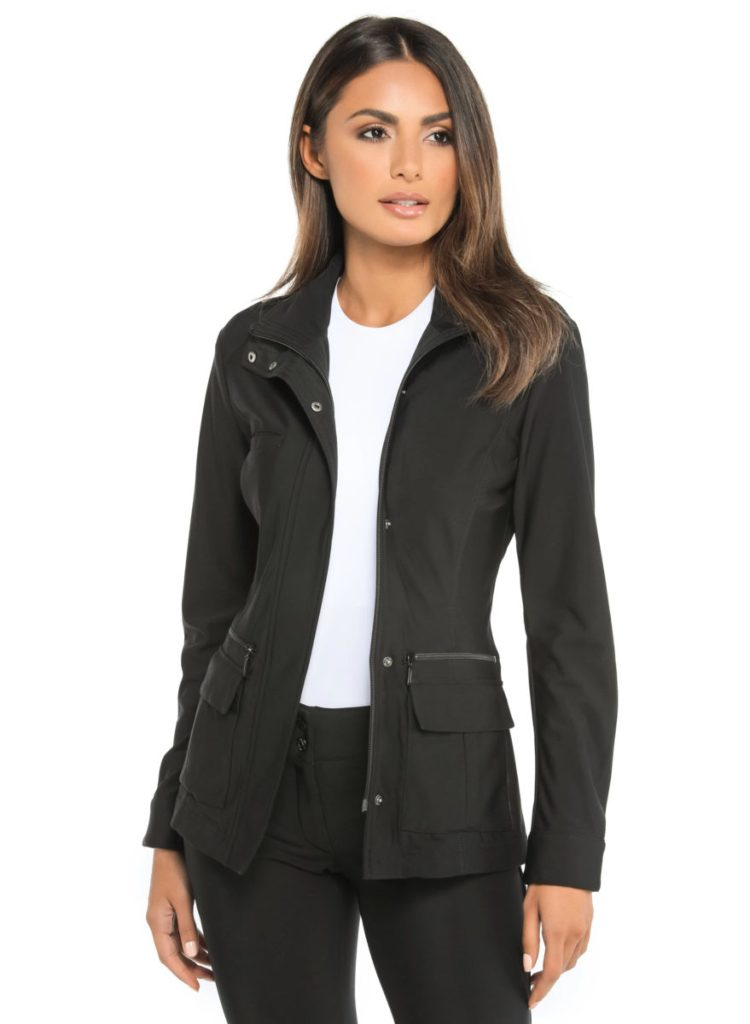 Kenya Cozy Fleece-Lined Jacket