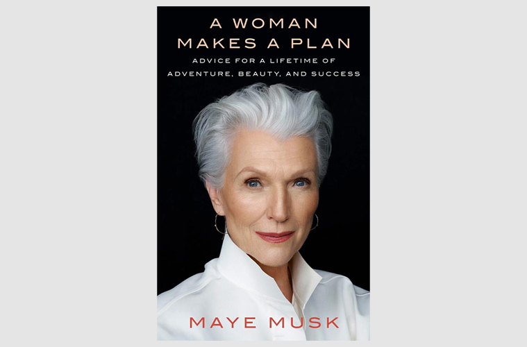 May Musk's Book
