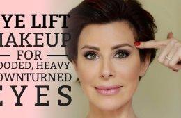 Eye Lift Makeup tutorial cover image