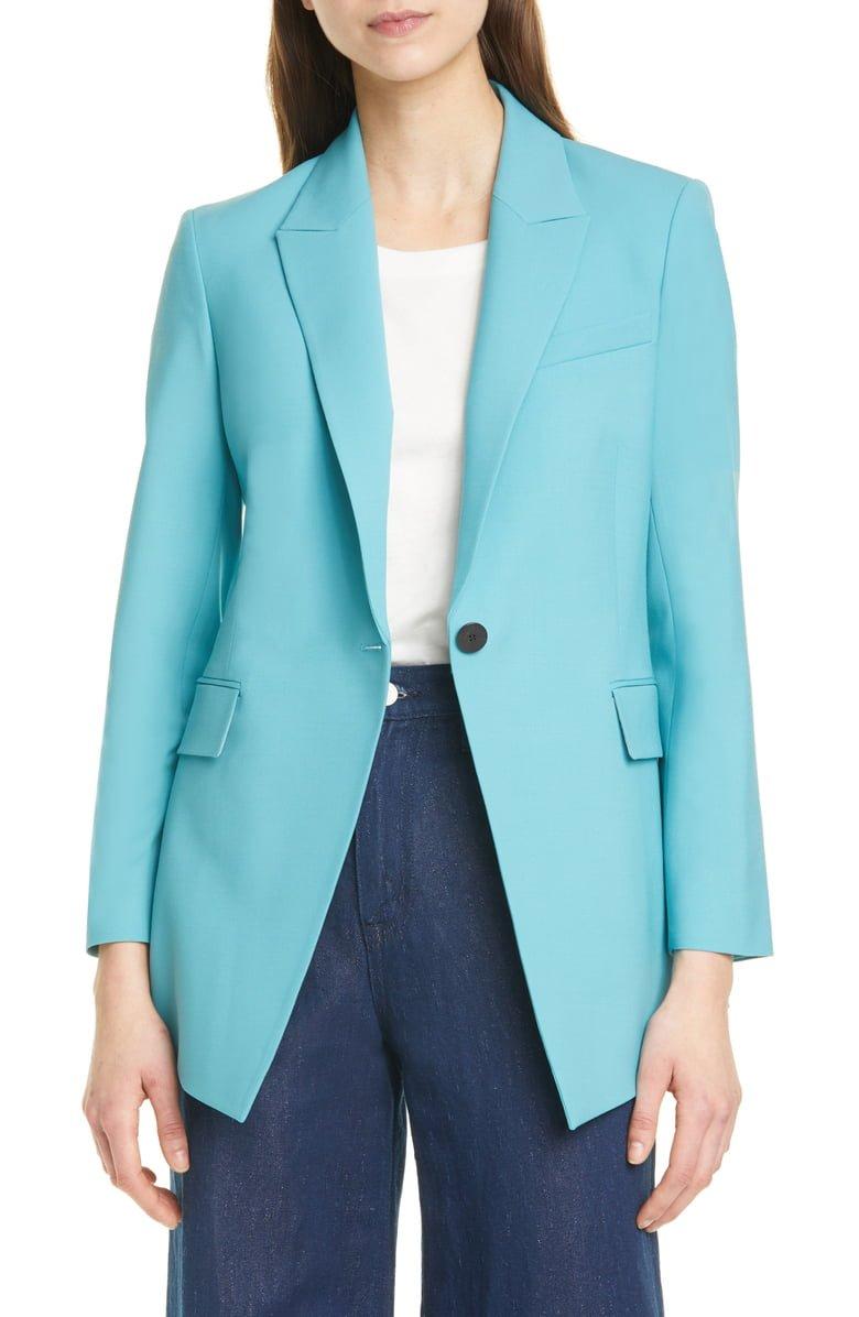 Etiennette B Good Wool Suit Jacket