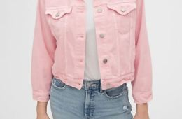 Denim Jacket $98