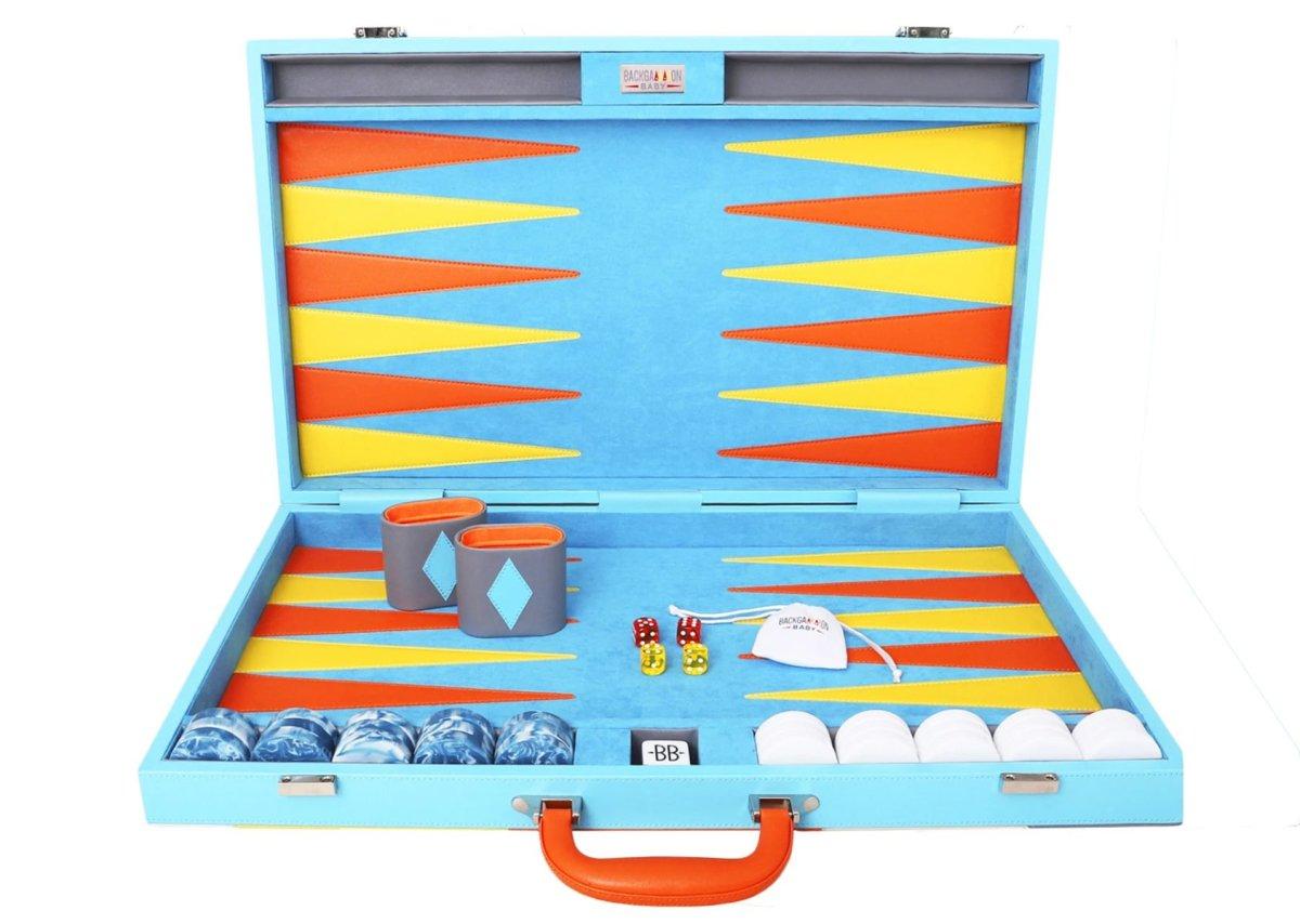 Funkytown backgammon set