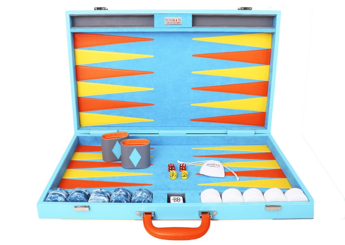 Funkytown backgammon set