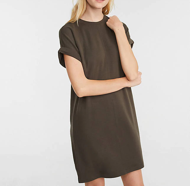 Signaturesoft Plush Tee Dress