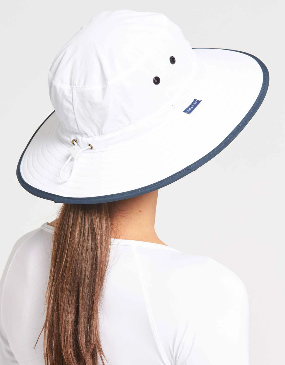 Traveller Broad Brim Sun Hat UPF 50+