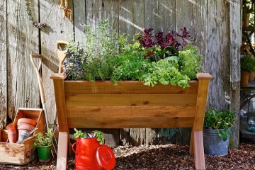 Gronomics Eco Wedge Garden Bed