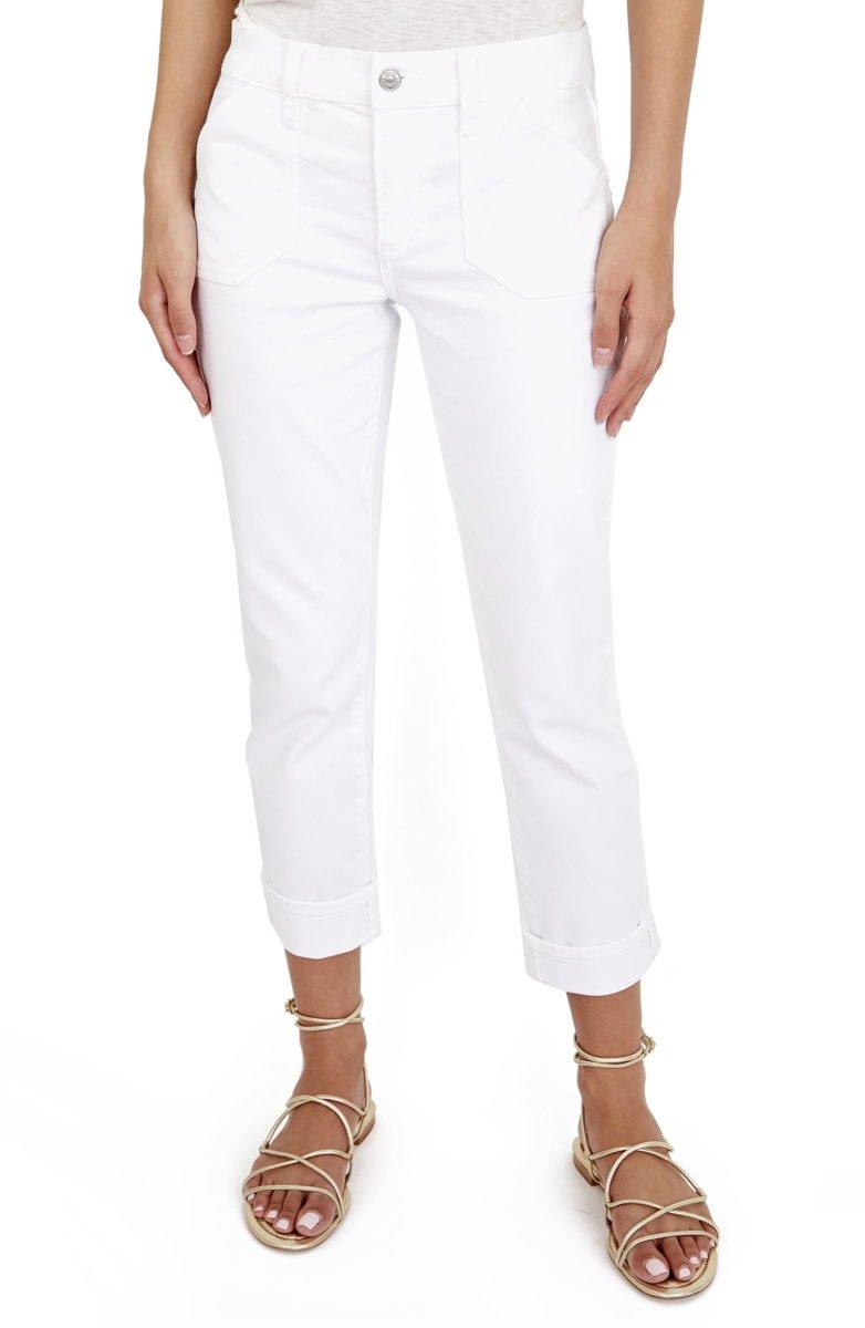 Brigitte Slim Fit Boyfriend Jeans