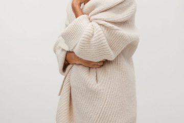 Mango Chunky Knit Cardigan $129.99
