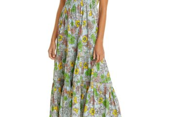 Floral Tie Dress $448