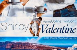 Shirley Valentine DVD Cover