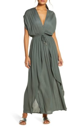 Cover Up Maxi Dress $68