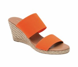 Andre Assous Amalia Strappy Espadrille Wedge $128.95