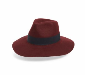 Halogen Felted Wool Panama Hat $49.00