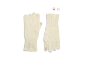 Halogen Gloves $49