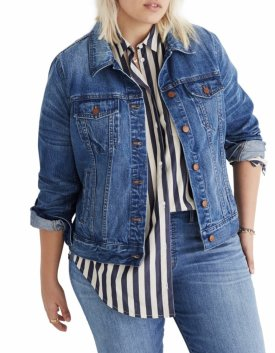 Madewell Denim Jacket $118.00