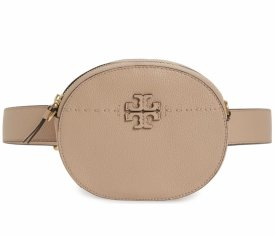 The Tory Burch McGraw Leather Belt Crossbody Bag