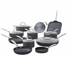 Stone Beam Cookware Hard Anodized Non Stick $149.00