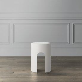 Pass Through Accent Table