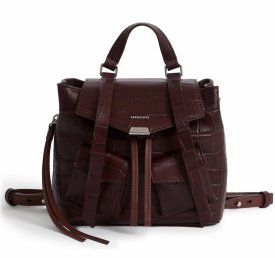 AllSaints Polly Mini Leather BackPack $248.00