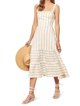 Reformation Hyla Midi Dress $248.00