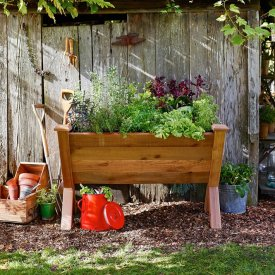 Gronomics Eco Wedge Garden Planter Bed