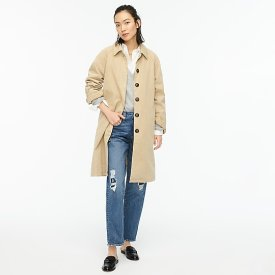 Garment-dyed Lightweight Trench $228