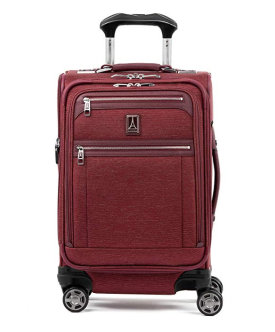 Travelpro Luggage Platinum Elite 20″ Carry-on Expandable Business Spinner w/USB Port