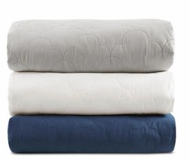 Beautyrest Deluxe Quilted Cotton Weighted Blanket $260.00