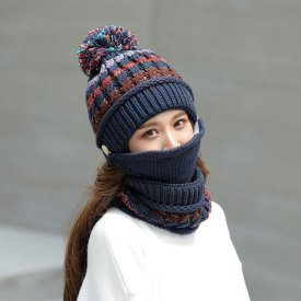 3-in-1 Beanie Face Cover & Scarf $22.99