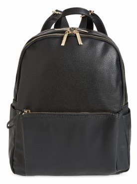 Mali Lili Eliza Large Vegan Leather Backpack $72.00